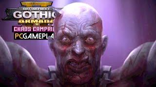 Battlefleet Gothic: Armada 2 - Chaos Campaign Gameplay (PC HD)