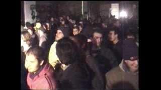 GIHT SHASIE First Concert @ Dom Omladine, Split, 1.2.2003.