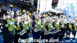 Michigan M Fanfare Hail to the Victors Fight Song BCS Sugar Bowl Fan Fest