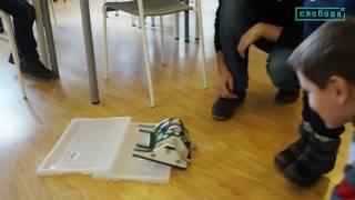 Шагающий робот DIY. Слобода IT