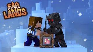Teleporting 5 Million Blocks Out! - Minecraft Far Lands (Ep.24)
