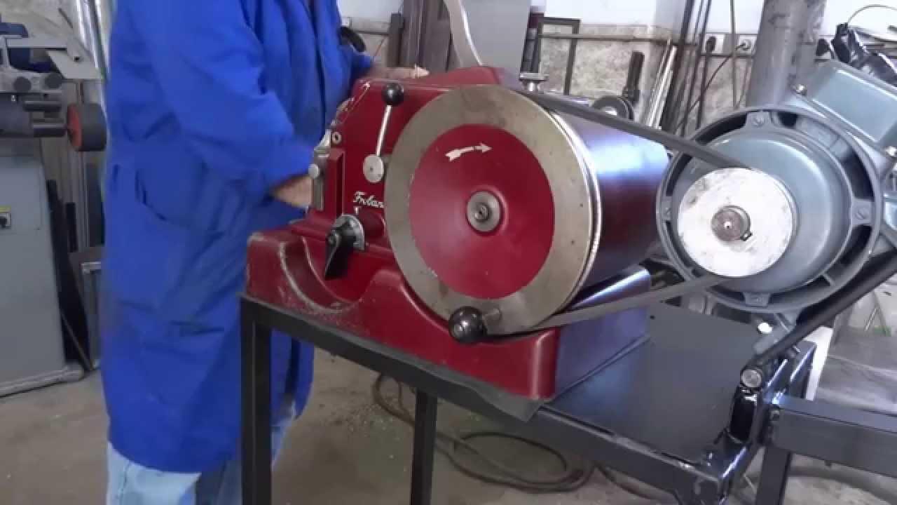 Raflenbeul Ms 200  Doppelmaschine  Gebrauchsanweisung