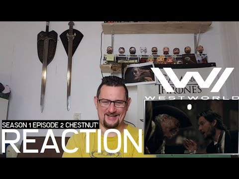 Download Westworld season 1 episode 2 'Chestnut' REACTION