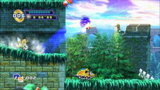 Sonic The Hedgehog 4 Episode 2 - Gameplay Pictures 2