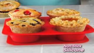 My Lil' Pie Maker Bake Perfect Mini Pies