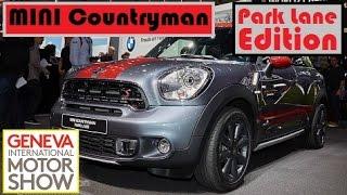 MINI Countryman Park Lane 2015 Videos
