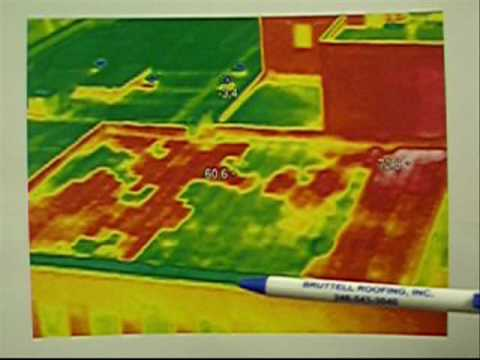 Innovative Roofing Series, Part 2 - Infrared Scans