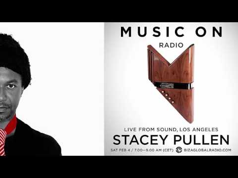 Stacey Pullen - Music On Radio @ Sound Nightclub Los Angeles 04-02-17