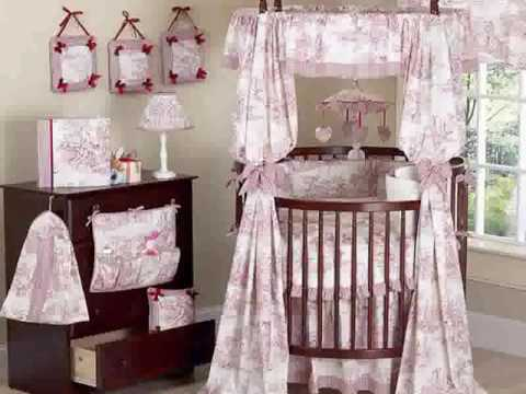 Round Crib Bedding Sets & Round Crib Bedding Sets - YouTube