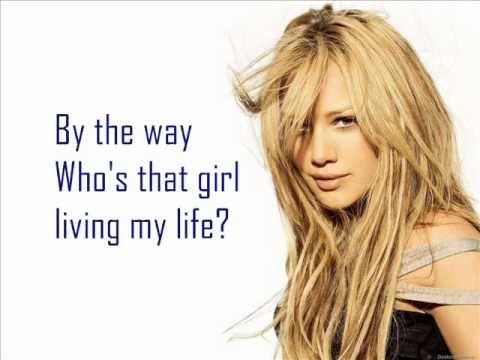 whos that girl lyrics