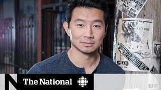 Simu Liu on becoming Marvel's first Asian superhero