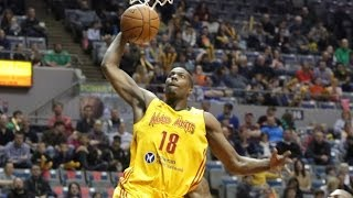 Tony Mitchell - Highlights of 2013-14 NBA D-League Season
