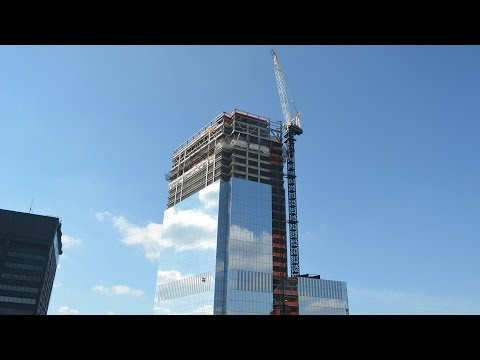 Official 4 World Trade Center Time-Lapse 2009-2013