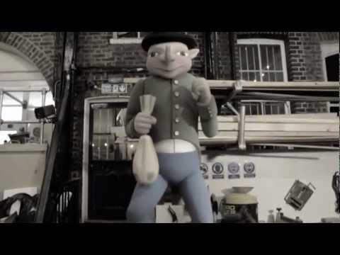 Merchant Eliseevsky Animated Figure Production