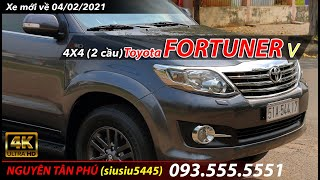 Toyota FORTUNER V 2013 4x4 Full