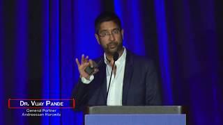 Dr. Vijay Pande - General Partner, Andreessen Horowitz - HealthTech Track TiE Inflect 2018