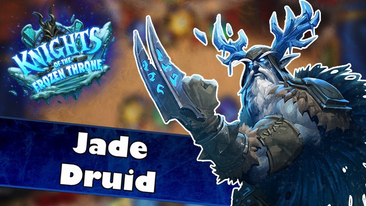jade druid frozen throne