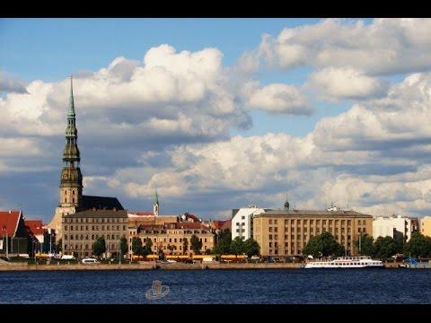 LATVIA (RIGA) Riga capital of Republic of Latvia