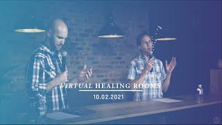 10 February 2021 || Virtual Healing Rooms