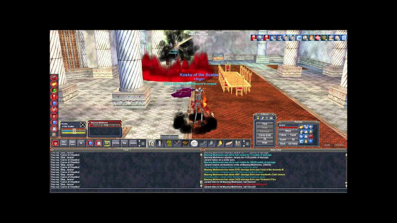 Repeat Necro Solo Mayong Mistmoore by 0814LA - You2Repeat