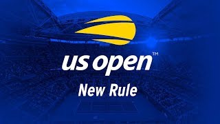 US Open Rule Changes