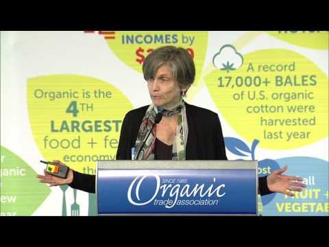 Alice Rolls, Executive Director Georgia Organics