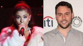 Ariana Grande Wants To Focus On Manchester Attack Victims & Manager Scooter Braun Speaks Out