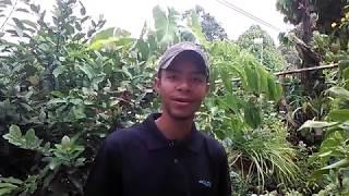 Adrian Franco Pancho Saludando a Producciones Fichi