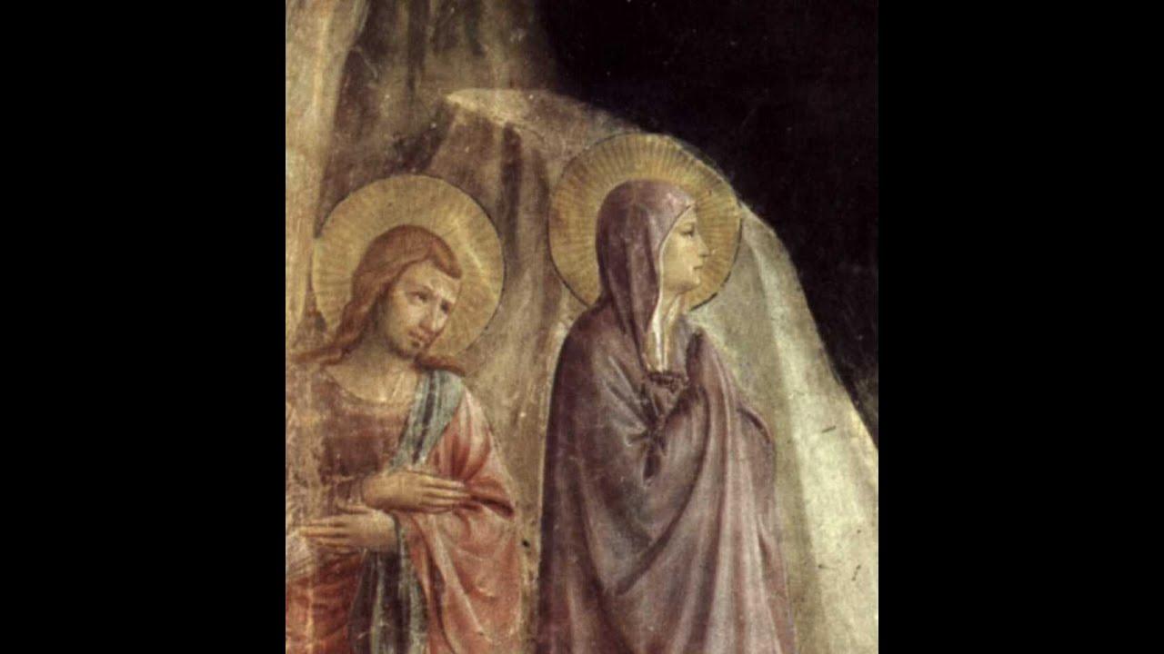 Jn 19 -  Marie au calvaire (Marie dans l'Ecriture)
