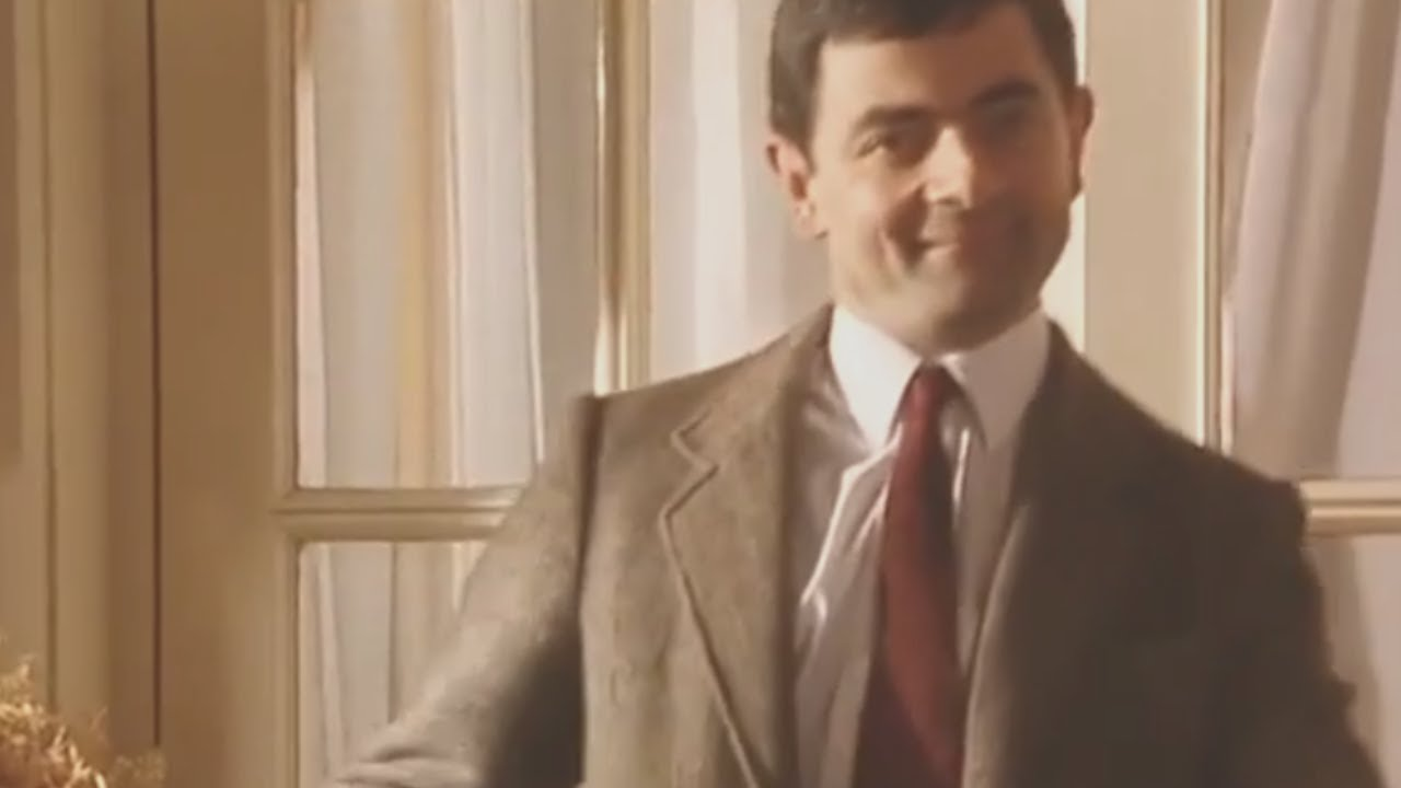 Good Show Bean | Funny Clips | Classic Mr Bean