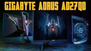 [Cowcot TV] Présentation écran gamer Gigabyte Aorus AD27QD