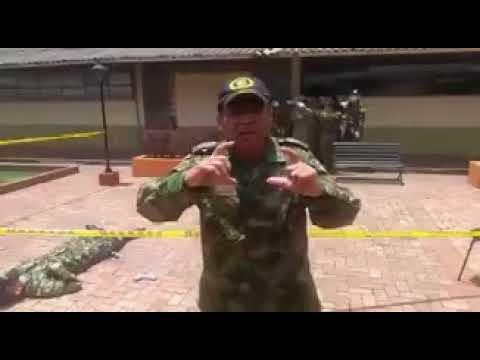 Curso Procedimientos  de Policía Militar No. 123