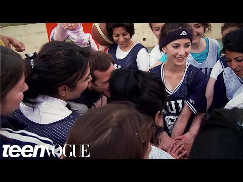 Iraqi Women See Past Ethnic Differences to Win At Basketball   Salaam Dunk, pt. 3