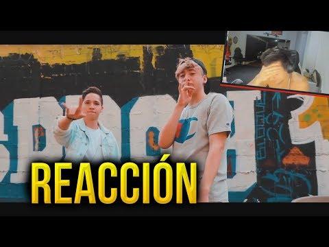 REACCIÓN - El Parcerito - NI AQUI NI DE ALLA ft Paulo Londra