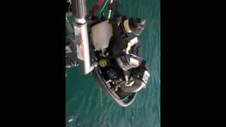 panne sur moteur yamaha hors-bord 4cv 4temps (4/4)