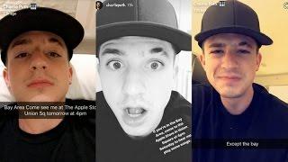 Charlie Puth on Snapchat   May 19 2017