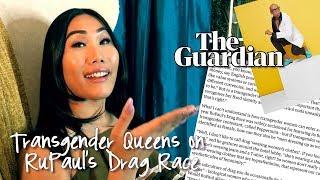 Transgender Queens on Rupaul's Drag Race   GIA GUNN