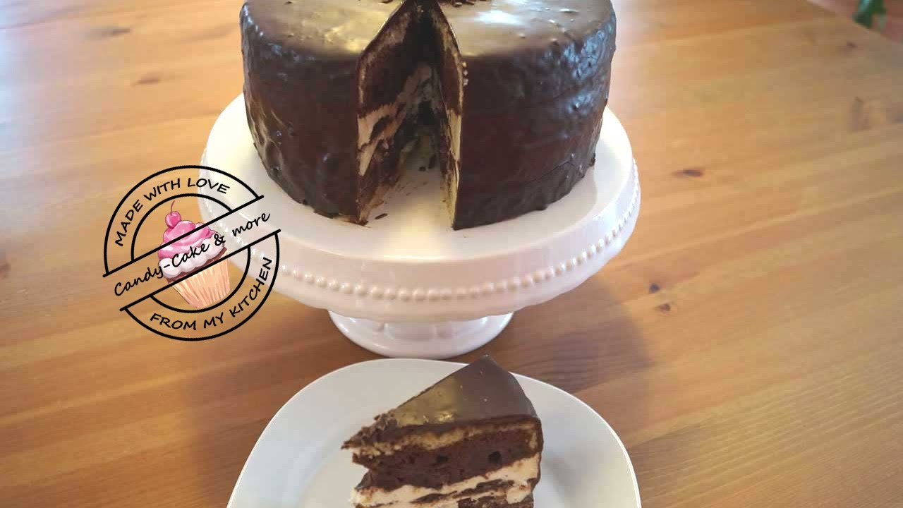 Donauwelle Torte I Donauwelle I Kuchen I Cake Youtube