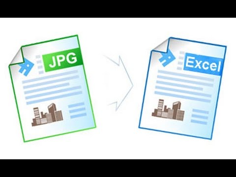 how to convert pdf file to excel youtube