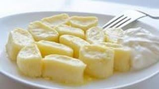ленивые вареники рецепт приготовления