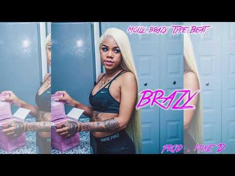 "[FREE] Molly Brazy x Lud Foe x Tee Grizzley Type Beat 2018 – ""BRAZY"" (Prod. MikeDexclusive)"