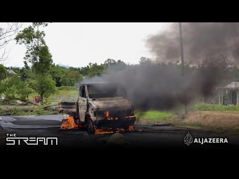 The Stream - Manipur in flames