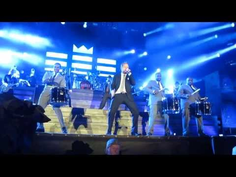 SEEED - Alles Neu - Peter Fox Cover mit Cold Steel (Live in Berlin Wuhlheide 22.08.2013) HD