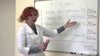 Как кормить ребенка в возрасте 9-12 месяцев. Советы родителям - Союз педиатров России.