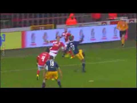 ALAN Amazing Backheel Goal! Standard Lüttich vs. Red Bull Salzburg