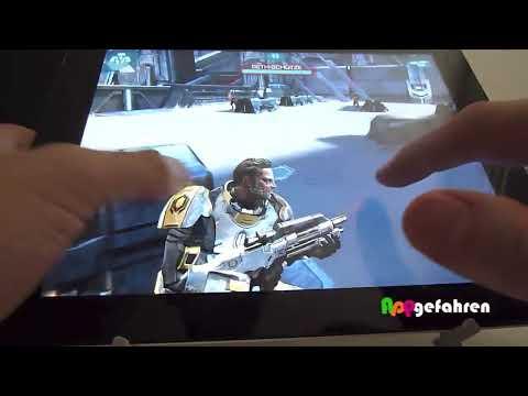 Preview- Mass Effect Infiltrator