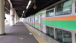 宇都宮駅上り発車メロディー「栃木県民の歌 上りver,」(非密着)