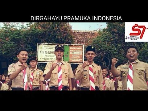 DIRGAHAYU PRAMUKA INDONESIA KE-57 ( From MTS AL-KHOERIYAH)
