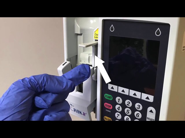 Hospira Plum A+ Single Channel Instructional Video Series