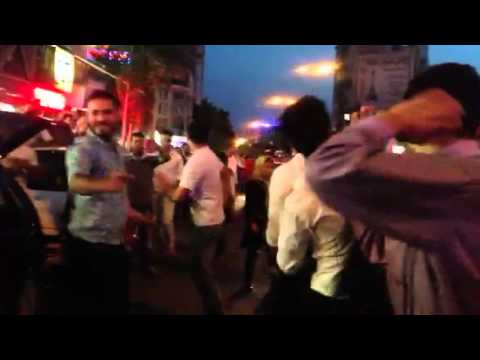 Karaj celebrates Iran World Cup 2014 qualifier
